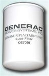 0E7080 Genuine Generac Oil Filter