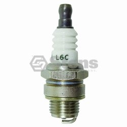Ngk Spark Plug For John Deere 110 112 210 212 Tractor 14 16 Horse Engine Motors
